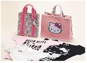 Hello Kitty × Victoria Couture(c)2008 SANRIO CO.,LTD.