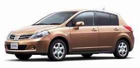 日産自動車  ティーダ世界累計100万台突破キャンペ