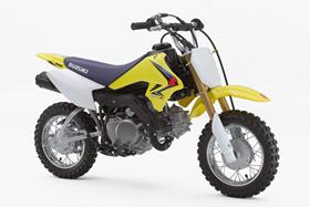 スズキ   子供用オフロードバイク「DR-Z50」