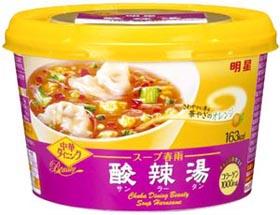 明星食品「酸辣湯」