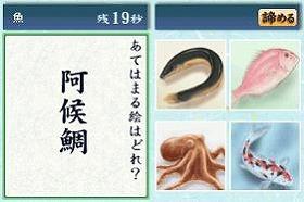 スパイク   ニンテンドーDS用ソフト「難読漢字DS~難読・四字熟語・故事ことわざ~」