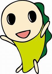 杉並区のアニメキャラクター「なみすけ」