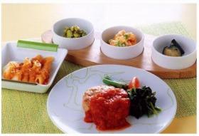 ニチレイフーズ    生活習慣病患者向け冷凍惣菜セット「スマートデリ」(イメージ画像)