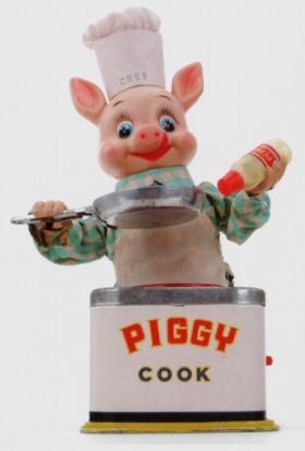 アメリカで人気商品になった「PIGGY COOK」