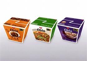 日清食品「日清Chin」シリーズ3種