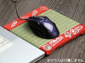 「カープ 畳マウスパッド」