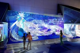 小田急電鉄「Starry Light 2008」