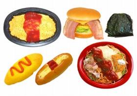 ローソンが地域限定で発売する田中選手監修のお弁当