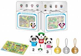 キリンビバレッジ「生茶パンダ スポーツパーク コレクションBOX」