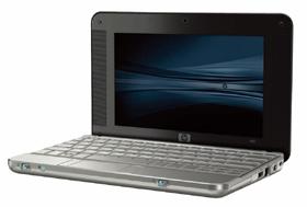 日本HPの発売するミニノートPC「HP 2133 Mini-Note PC」