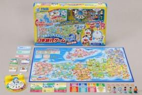 エポック社「どこでもドラえもん日本旅行ゲーム」