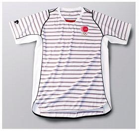 北京五輪・日本代表選手着用Tシャツ