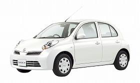 日産自動車が発売した「マーチ コレット」