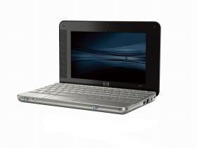 HP 2133 Mini-Note PC。スタンダードモデルは直販価格で59800円。CPUやバッテリーを強化した上位モデルは79800円だ。