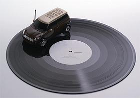 """レイジーワークス 「Vinyl Killer """"MINI CLUB"""" Model」(限定カラーバージョン)"""