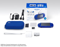 PSP『メタリック・ブルー』ワンセグパック