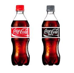 コカ・コーラ 新ボトル