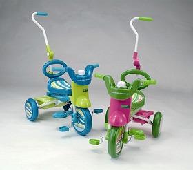 ベネトン・ジャパン「ベネトン 三輪車」