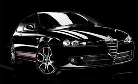 日本Fiat Group Automobiles推出的Alfa147 Ducati Corse