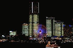 プラス1000円で横浜の夜景が空から楽しめる(写真はイメージ)