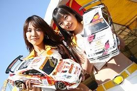 ドリフト用のラジコンは女性にも人気が出ている