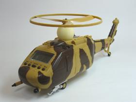 東洋トレーディング「ヘリコプター・アラームクロック」