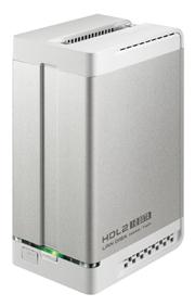 アイ・オー・データ機器「HDL2-G」シリーズ