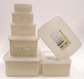 ミューファンは純銀が練り込まれた食品保存容器を生産・販売している