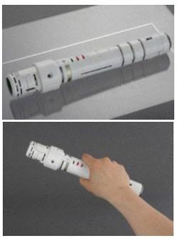 バンダイ「HY2M Air Shock Battle 1/12 ビームサーベル」