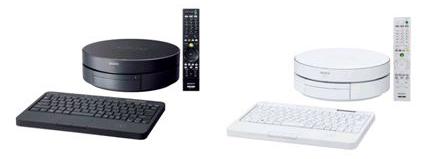 ソニーのテレビ接続型パソコン「TP1」