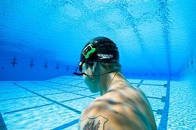 iriver japan「SPEEDO AquaBeat」