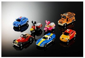 タカラトミー 「Disney Motors トミカ」