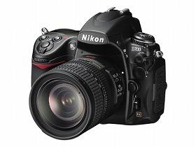 ニコン「D700」(レンズは付属しない)