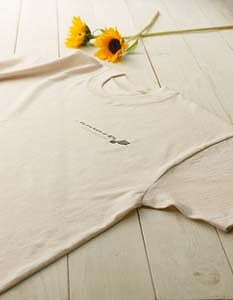 らでぃっしゅぼーや「オーガニックTシャツ(Radish COS)」