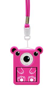 フォーカルポイントコンピュータ「ZOOWEAR KUMA for iPod nano 3G」