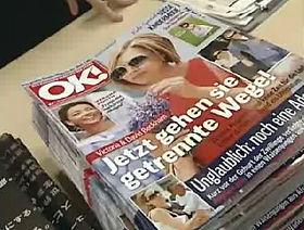世界21か国で発行されている「OK!」。日本ではWebマガジンとして展開する