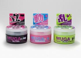 柳屋本店「MUGA」シリーズ