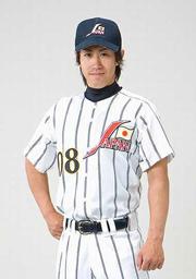 ミズノ「野球日本代表モデルユニフォーム」