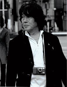 写真家・森山大道氏