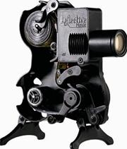 幅広い世代から好評だった「紙フィルム映写機」