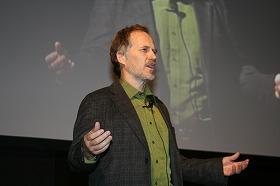 2007年に引き続き08年もティム・オライリー氏の講演が予定されている