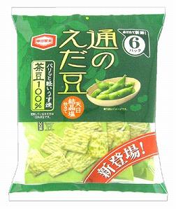 亀田製菓「90g 通のえだ豆」