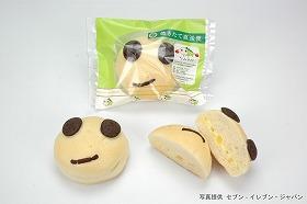 8月19日発売の「なみすけパン」