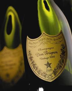 「Dom Perignon Vintage 2000」
