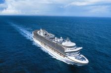 阪急交通社「クルーズ船でニューイヤーを迎える特別企画のツアー」