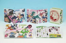 バンダイビジュアル「ケロロ軍曹1stシーズン DVD-BOX」 (C)吉崎観音/角川書店・サンライズ・テレビ東京・NAS