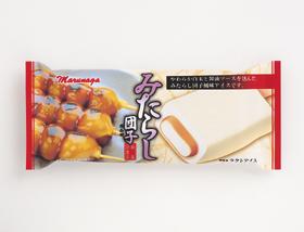 丸永製菓の販売するアイス「みたらし団子」