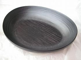 生産中止になったはまぐり型の小皿