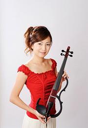 バイオリンの新たな可能性を追求したモデルだ