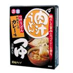 正田醤油「正田 肉汁うどんつゆ カレー味」